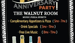 Walnut Room 10th Anniversary Party