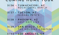 Coming Home Tour – Illegal Pete's