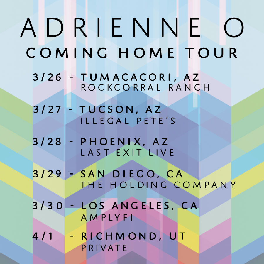 Coming Home Tour – Richfield House Concert