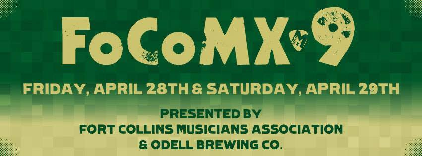 FoCoMx – the Fort Collins Music eXperiment!